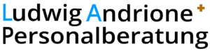 Ludwig Andrione Personalberatung Logo gross